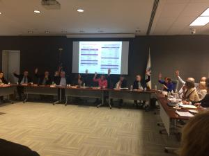 GIC VOTES 12-2 TO UNDO HEALTH PLAN CONSOLIDATION